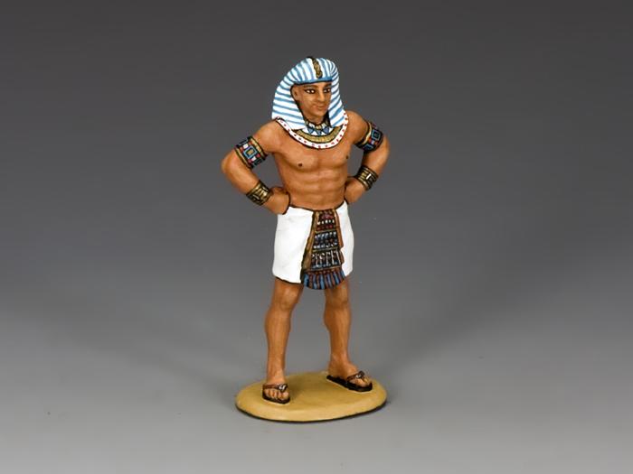 The Standing Pharaoh
