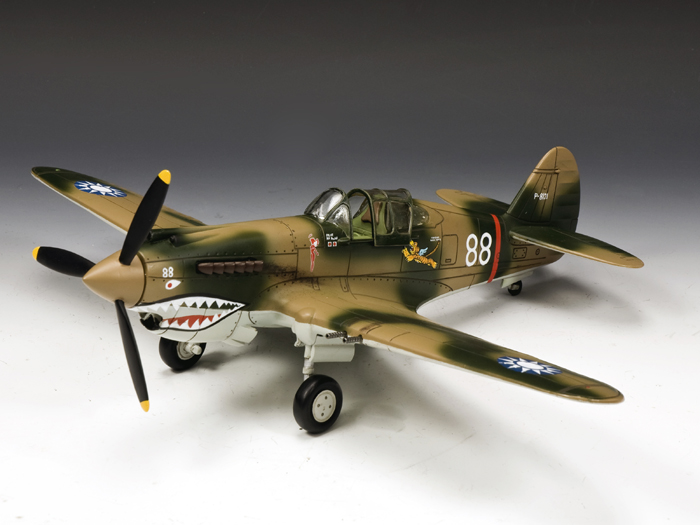 Curtiss P40 Flying Tiger