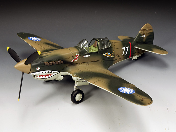 The Flying Tigers P40""