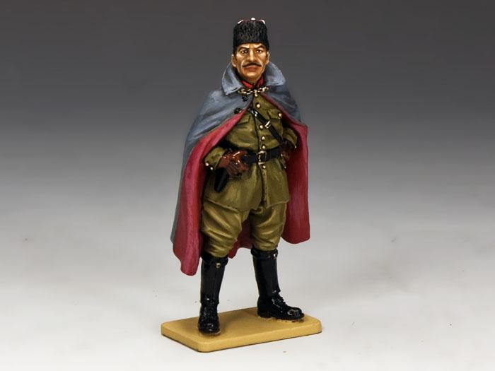 Turkish Commander