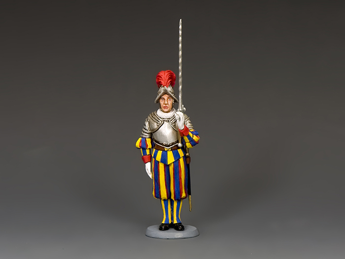 Guardsman w/Two-Handed Sword