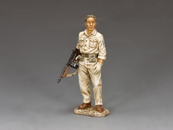 Master Sergeant Joe Gunn