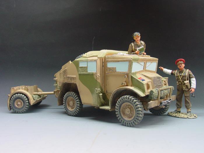 Field Gun Tractor & Limber