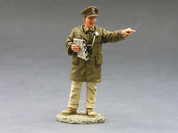 Major David Stirling