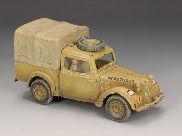 Austin Light Utility (Eighth Army version)