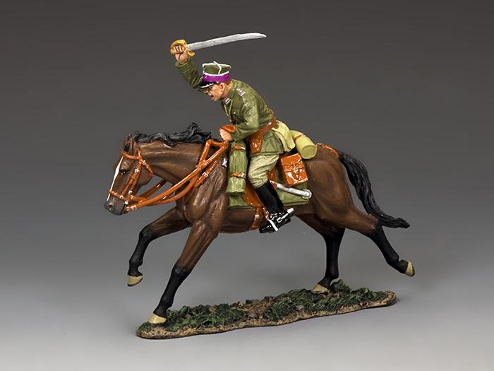 Polish Cavalry Officer w/Sword