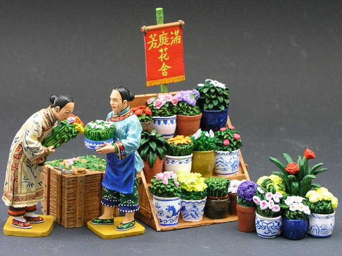 Flower Shop Set (Gloss)