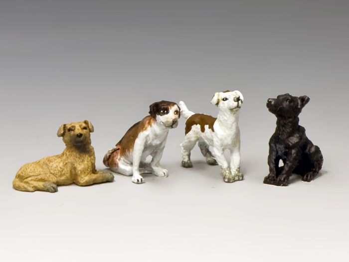 A Small Pack of Dogs (Gloss)