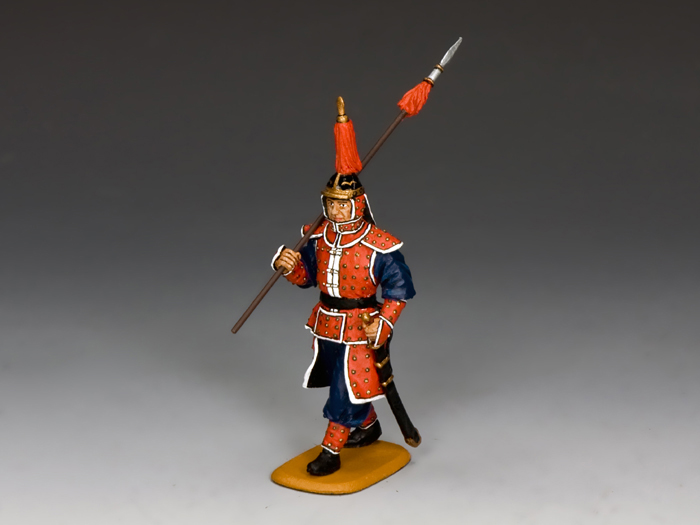Marching Guard w/Spear
