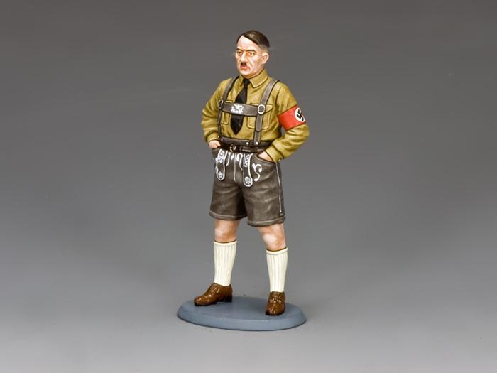 Adolf in Lederhosen