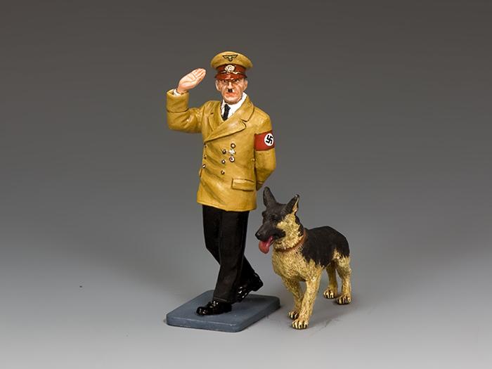 Adolf and Blondi