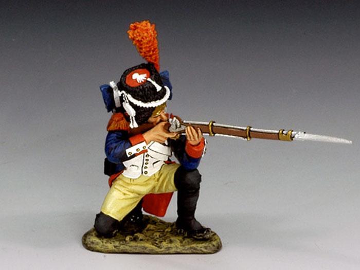 Guard Kneeling Firing