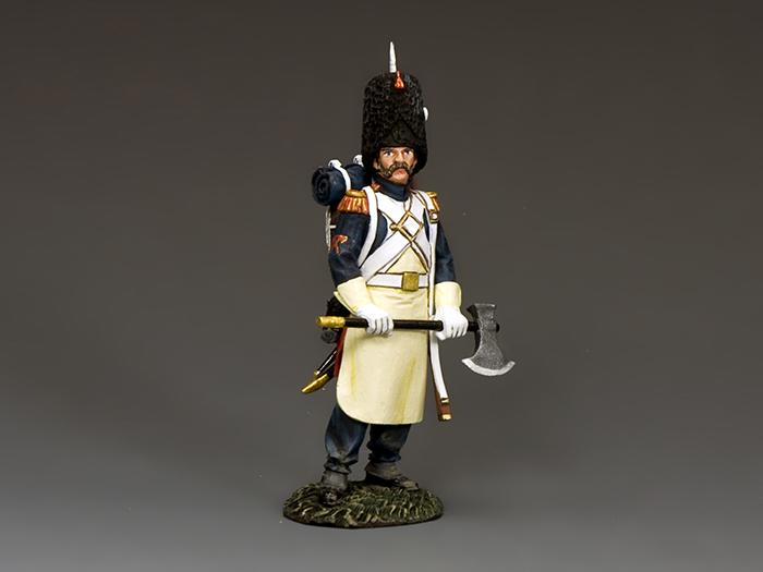 Sapeur of the Grenadiers