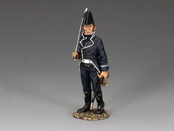 R.N. First Lieutenant