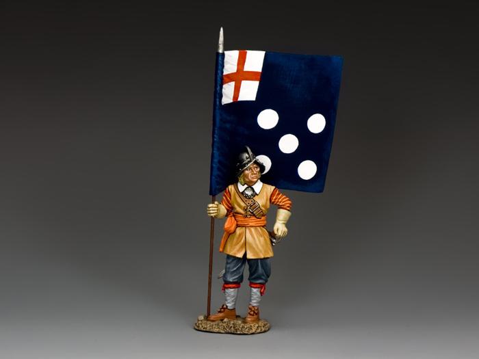 Regimental Flagbearer