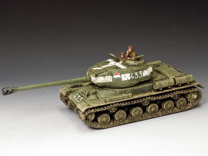 The Josef Stalin Tank