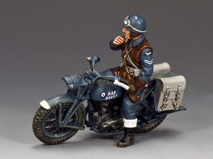 RAF Dispatch Rider