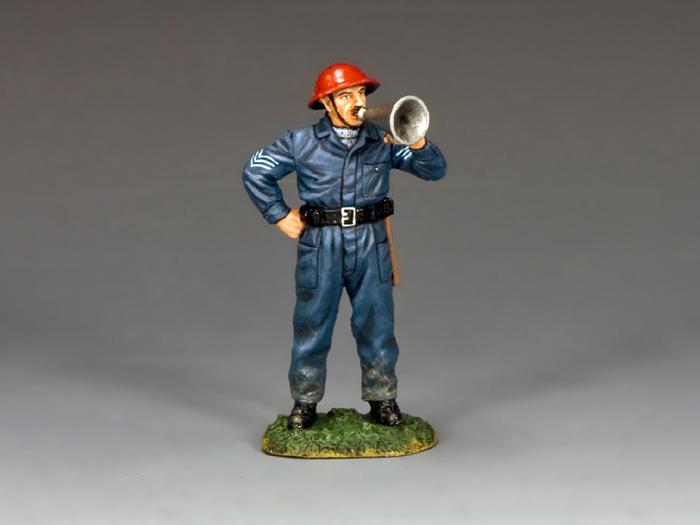 Fire Sergeant