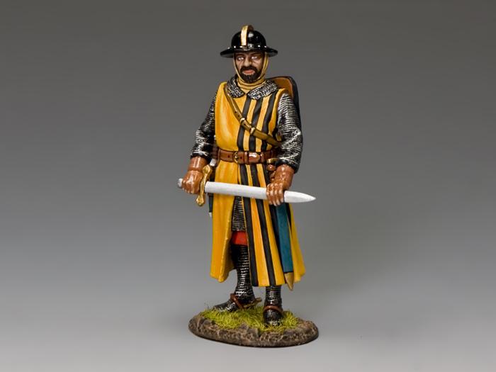 Sword-In-Hand, The Adventures of Robin Hood