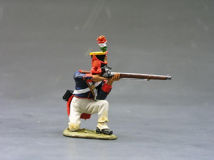 Mexican Kneeling Firing