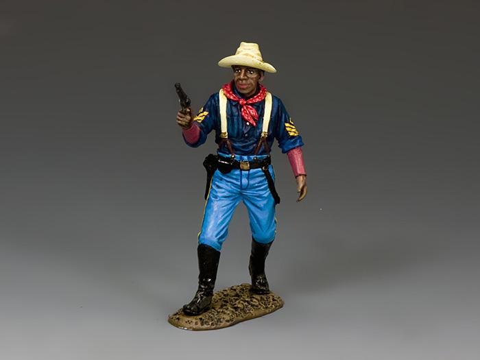 First Sergeant Rutledge