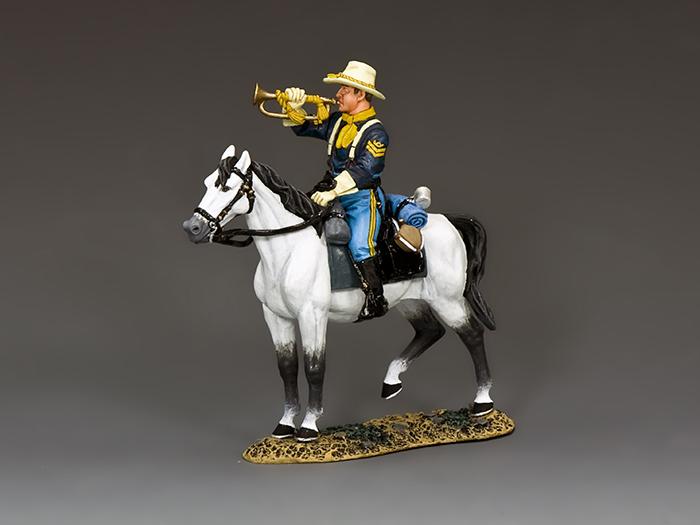 The Bugler Corporal