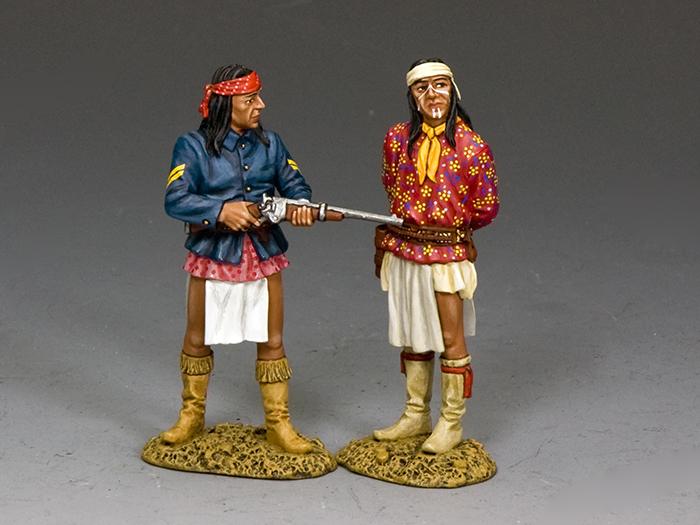 Apache Prisoner... & Apache Guard