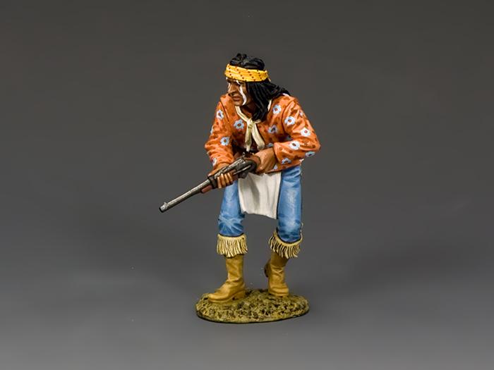 Crouching Apache