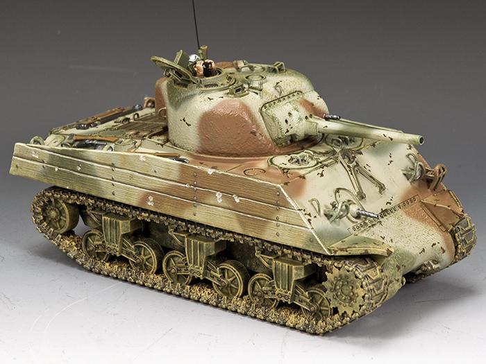 The U.S.M.C. Pacific Sherman