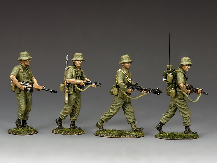 Australian Patrol Section