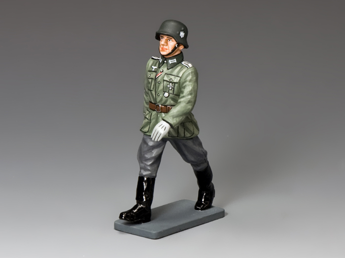 Marching Officer
