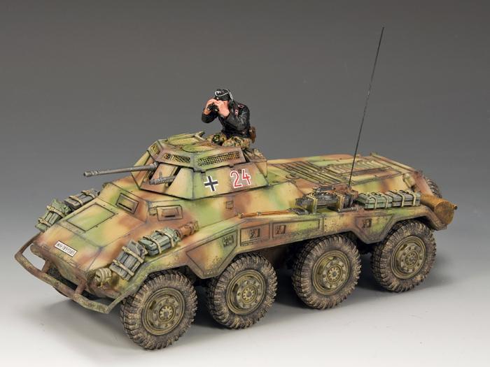 Sd. Kfz. 234/1  Schwerer Panzerspahwagen