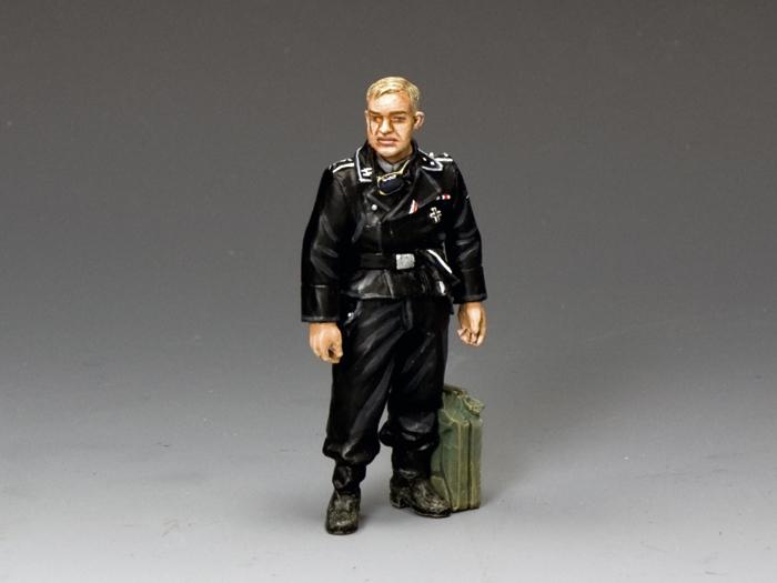 SS-Oberscharfuhrer Karl Otto