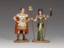 """""""Antony & Cleopatra"""" Set"""