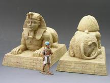 Pair of Sphinx