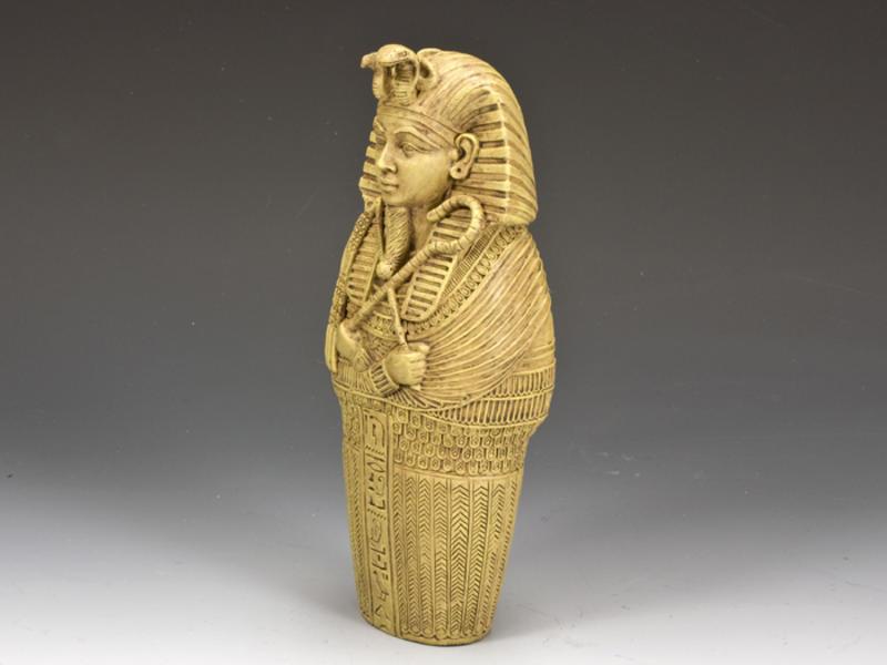 The Mummy's Statue