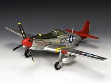 North American P.51D Mustang