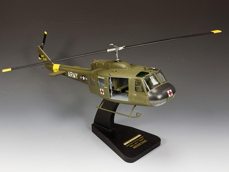 Bell Helicopter UHI ' HUEY' –  Medevac