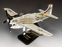 Douglas Skyraider - U.S. Navy