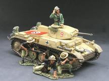 Panzer II Tank Set