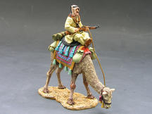 VF Arab Camel Corps Rider on Drinking Camel (Mtd.)