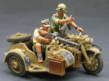 AK Motorcycle Combo
