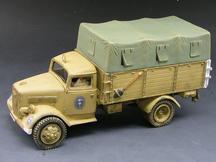 Opel Blitz Truck (Afrika Korps Version)