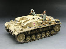 Stug III Assault Gun (Afrika Korps Version)