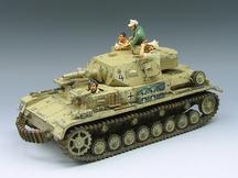 Afrika Korp Panzer IV