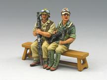 AK Vehicle Passengers (2-man set)