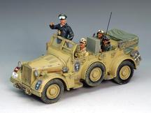 Rommel's Desert Horch