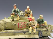 AK Tank Riders Set