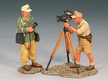 Afrika Korps Newsreel Crew