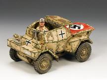 Daimler Dingo Armoured Car (Afrika Korps version)